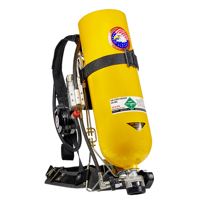 Creative Scott Safety E-z Flo Regulator With Modulair Quick Connect Business & Industrial Rescue Air Supplies